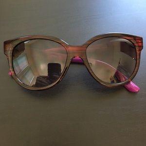 Accessories - Sunglasses - Tortoise and Purple